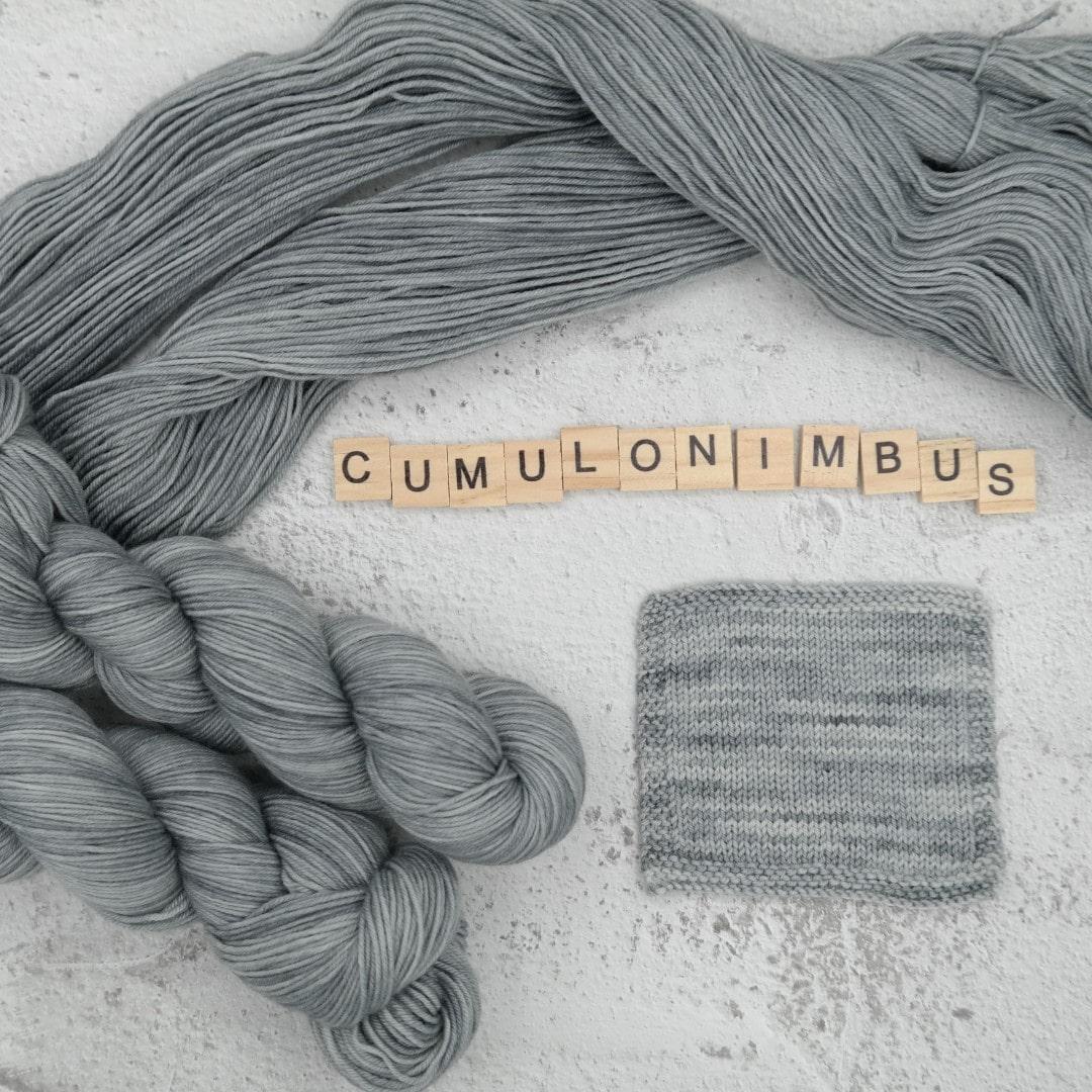 Cumulonimbus - Mérinos extrafin SW - Fingering