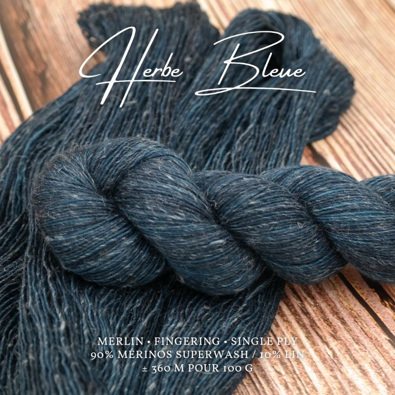 Herbe Bleue • Merlin • Fingering