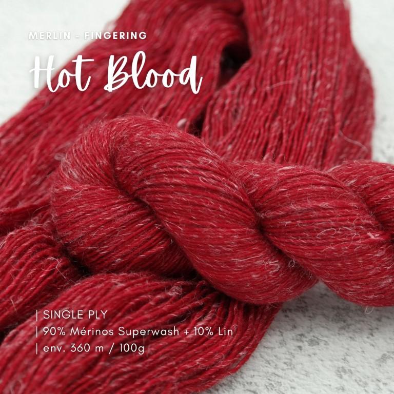 Hot Blood | Merlin Fingering