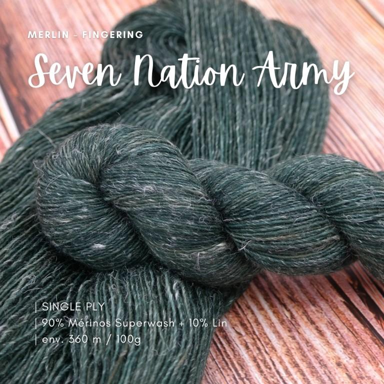 Seven Nation Army   MerLin Fingering