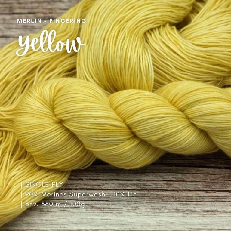 Yellow | MerLin Fingering